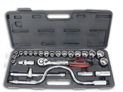 Socket Set 26 szt
